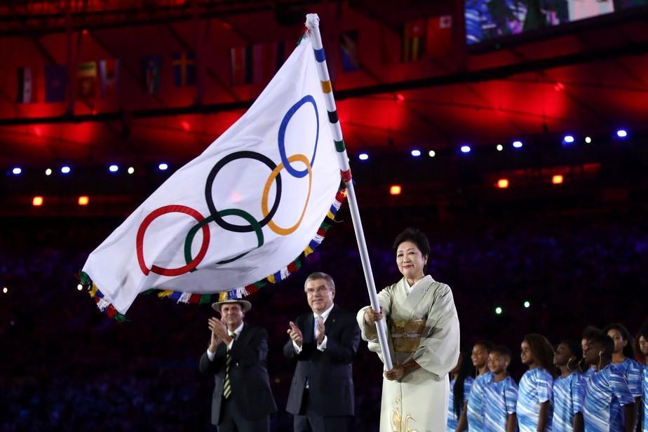 As Olimpíadas de Tóquio insistem em se realizar em meio à ainda resistente pandemia do coronavírus