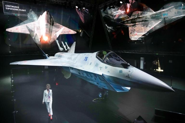 O Checkmate foi criado em conjunto pelo complexo militar-industrial Rostec e a United Aircraft Corporation (UAC)