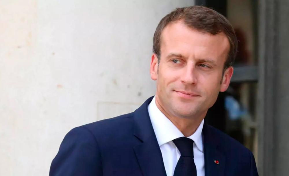 O presidente francês Emmanuel Macron figura na lista de possíveis hackeados pelo software israelense