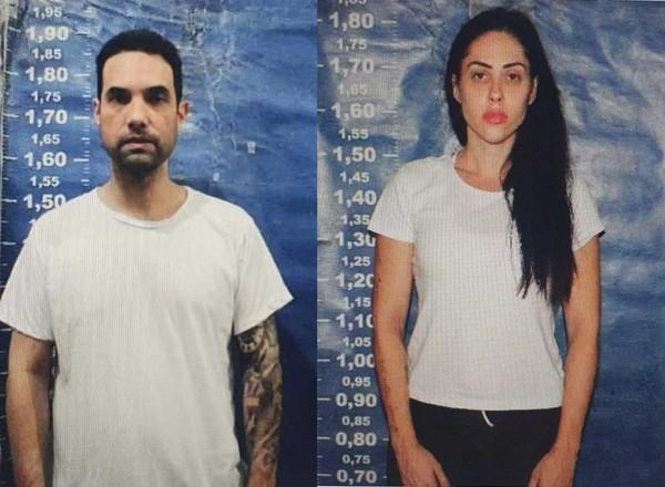Ex-casal vai continuar na prisão por tempo indeterminado