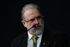 Augusto Aras é considerado um aliado de primeira hora do Planalto (Isac Nóbrega/PR)