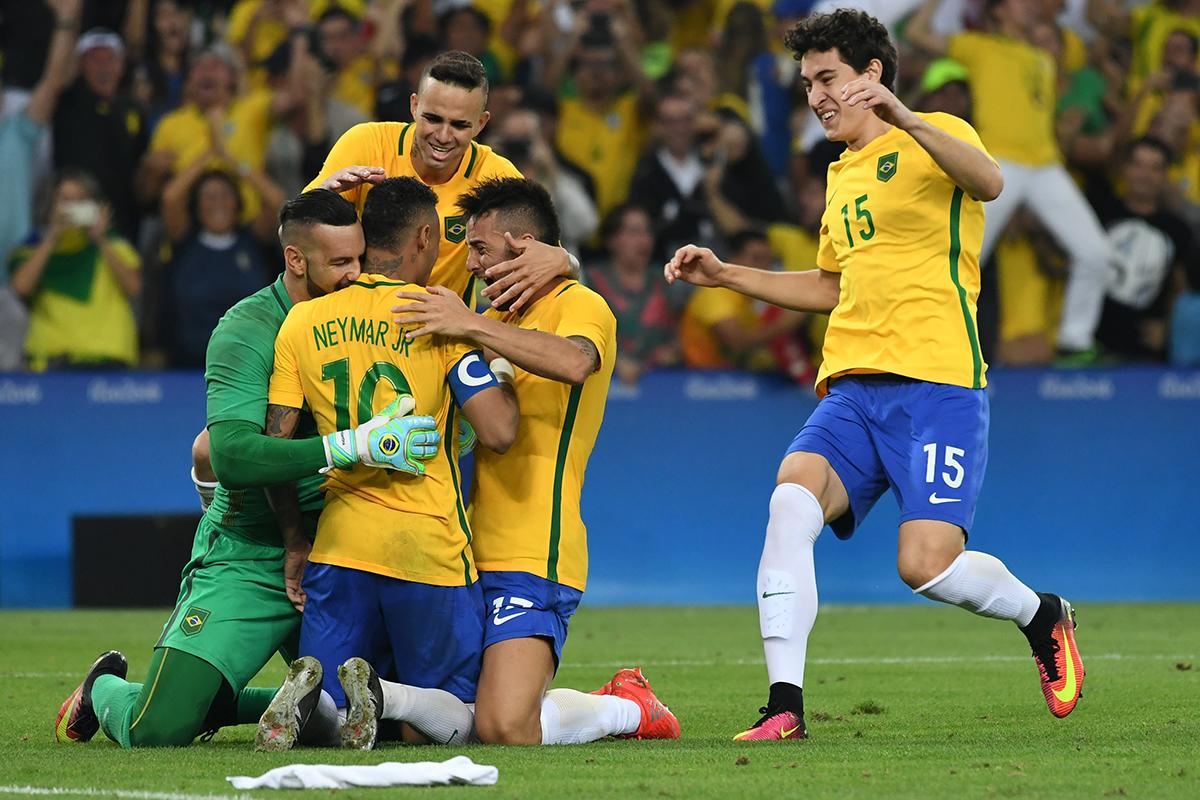 Brasil busca o segundo ouro olímpico