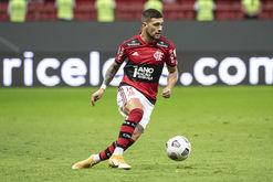 Arrascaeta é o maestro do Flamengo (Alexandre Vidal / Flamengo)