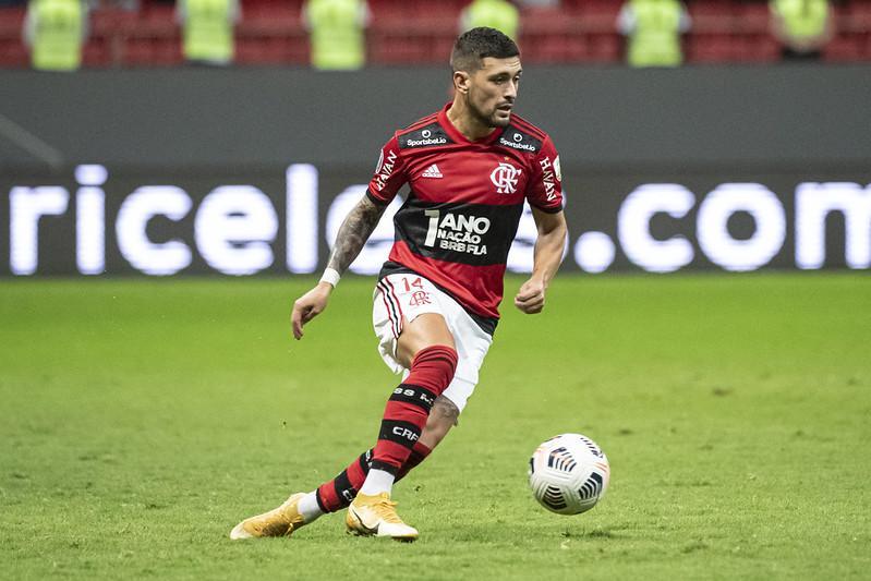 Arrascaeta é o maestro do Flamengo