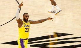 Somente em salários, o astro dos Lakers recebeu aproximadamente US$ 330 milhões (R$ 1,71 bilhão (Christian Petersen / AFP)