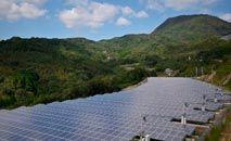 A energia solar tem se desenvolvido, mas tem potencial para maior expansão (Charly Tribbaleau/AFP)
