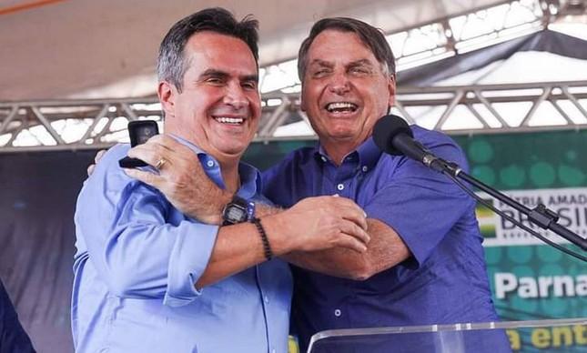 Presidente  confirmou que o senador Ciro Nogueira (PI), presidente do Progressistas e líder do Centrão, vai assumir o comando da Casa Civil