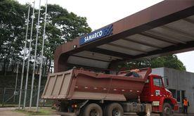 Samarco foi uma das responsáveis pelo rompimento da barragem de Fundão, em Mariana (MG) (ABr)