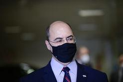 Moraes rebateu as alegações de Witzel de que a corte fluminense teria violado decisões do STF (Pedro França/Agência Senado)