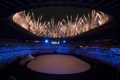 Abertura dos Jogos de Tóquio passa mensagem de defesa da inclusão e da igualdade (Julio Cesar Guimarães/COB)