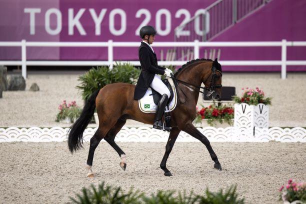 Cavaleiro registrou 70.419%, superando a sua própria marca conquistada no Rio