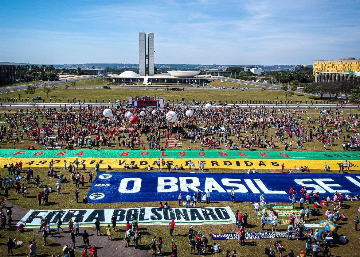 Além da esquerda, direita também vai às ruas contra Bolsonaro