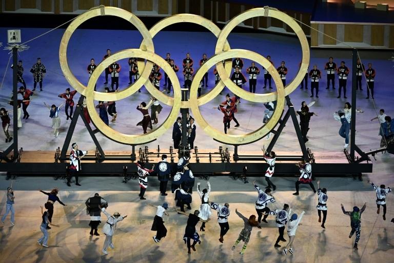 Cerimônia de abertura dos Jogos Olímpicos de Tóquio-2020