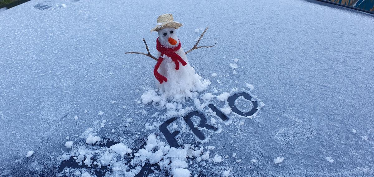 Frio deve continuar e se intensificar em várias regiões do Brasil nesta semana