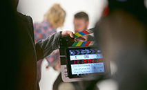 Don Bosco Global Youth Film Festival acontecerá nos dias 18 e 19 de novembro (Unsplash/Avel Chuklanov)