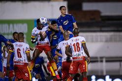 Juazeirense eliminou o Cruzeiro (Bruno Haddad/Cruzeiro)