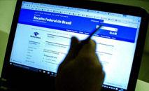 A página falsa 'servidor.sougovbr.online' já é a segunda descoberta pelas autoridades (Reprodução)