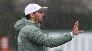 Técnico Abel Ferreira atravessa o melhor momento no Palmeiras (Cesar Greco/ Palmeiras)