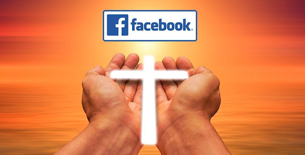 Facebook passou a cotejar grupos religiosos seriamente em 2018