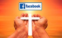 Facebook passou a cotejar grupos religiosos seriamente em 2018 (Pixabay)