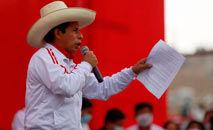 Esperança para os camponeses, presidente eleito deixa mercado e investidores em suspense (Gian Marko/AFP)