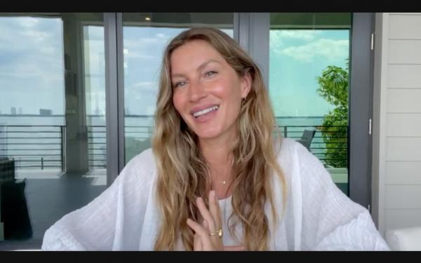 Gisele é conhecida por seu ativismo ambiental e, recentemente, foi uma das produtoras executivas do documentário Solo Fértil