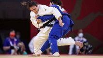 Mayra Aguiar conquista a medalha de bronze nos Jogos de Tóquio (Gaspar Nobrega/COB)