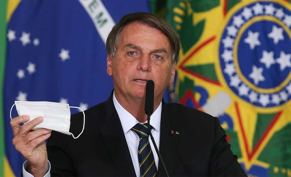 Bolsonaro foi pego na mentira pelo STF