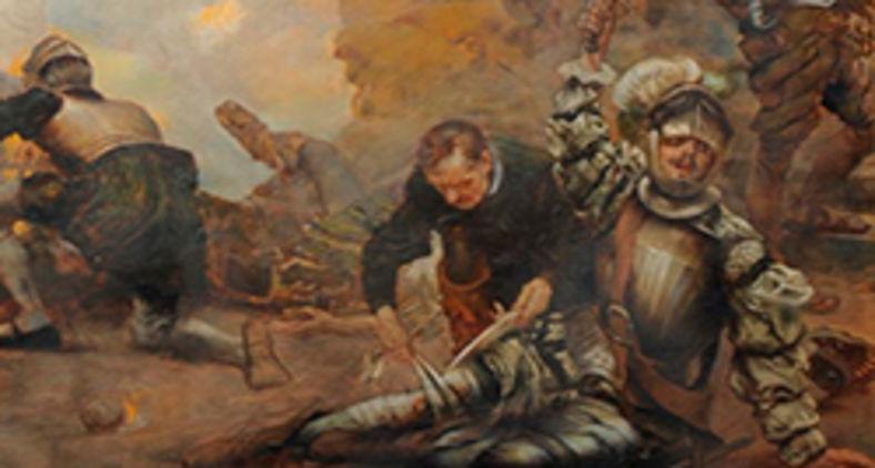 """Dentre os elementos de um """"legado"""" de Inácio de Loyola para a Igreja e para o mundo, certamente se destacam sua espiritualidade e a própria ordem que ajudou a criar (jesuitasbrasil.org.br)"""