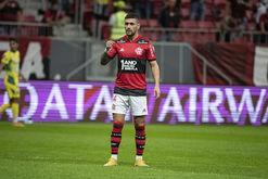 Meia uruguaio está valorizado no mercado (Alexandre Vidal / Flamengo)