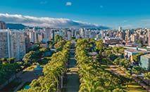 Belo Horizonte teve madrugada mais fria do ano nesta sexta (30) (Qu4rto Studio/Acervo Belotur)