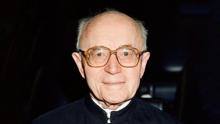 Cardeal Albert Vanhoye