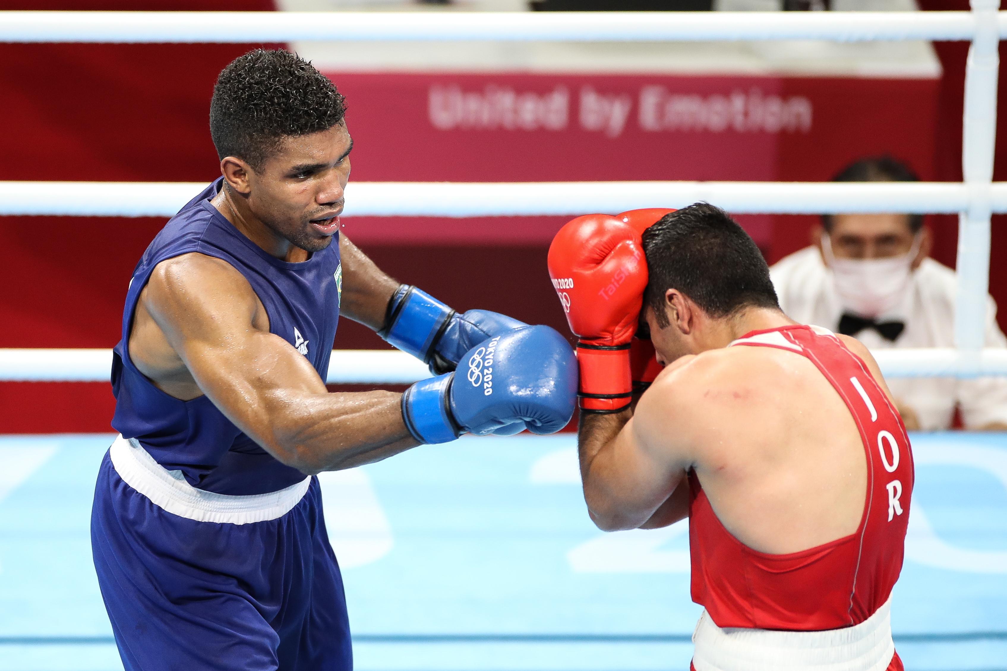 Adversário do brasileiro na luta pela vaga na final olímpica será o cubano Julio La Cruz
