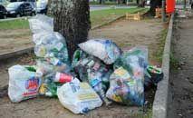 para Abrelpe, houve aumento médio de 25% na quantidade de materiais recicláveis coletados (Fernando Frasão/ABr)