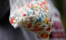 A Escócia é o país do Reino Unido que enfrenta os maiores problemas com drogas (Patrick T. Fallon/AFP)
