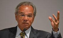 O ministro Paulo Guedes quer verba para bancar projetos sociais do governo (Valter Campanato/ABr)