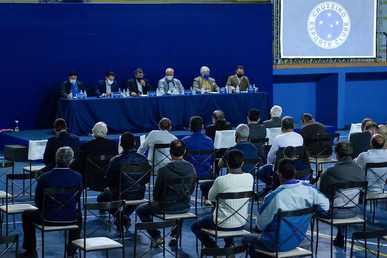 Cruzeiro aguarda somente a sanção presidencial para seguir com a mudança