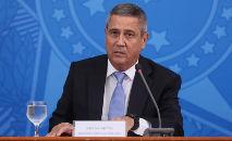 Ministro disse que não haveria eleições em 2022 sem aprovação do voto impresso, atualmente em tramitação na Câmara. (Isac Nóbrega/PR)