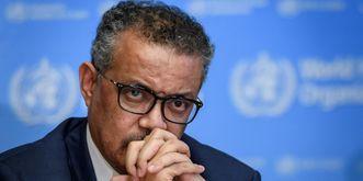 Apelo foi feito pelo diretor-geral OMS, Tedros Adhanom Ghebreyesus (AFP)