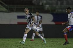Eduardo Vargas marcou o gol do Atlético (Pedro Souza/Atlético)