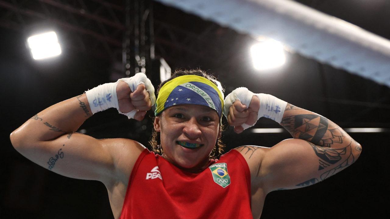 Além da prata conquistada por Bia, Brasil soma mais sete medalhas na categoria
