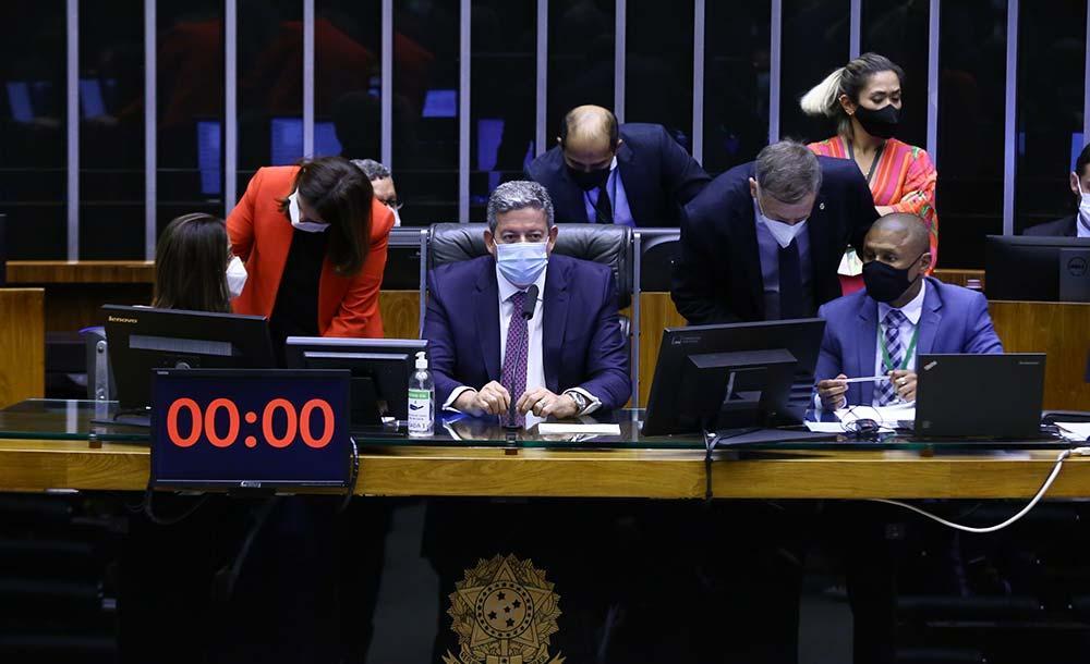 Proposta entrou na pauta da Câmara de forma repentina, por decisão do presidente da Casa, Arthur Lira