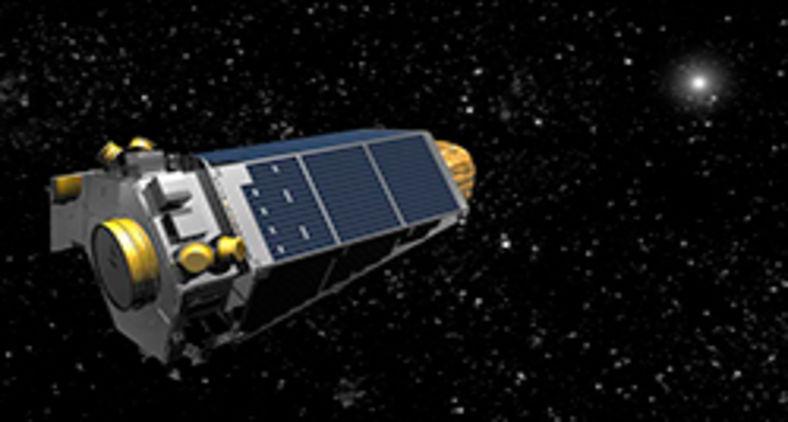 Dados coletados pelo Kepler apontam mundo do tamanho da Terra que pode ser capaz de suportar a vida como a conhecemos (Nasa)