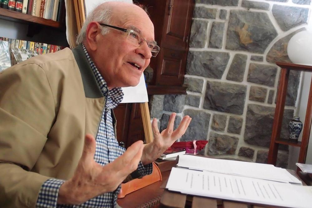 Dimas de Almeida foi pastor da Igreja Presbiteriana de Portugal, herdeira espiritual de Calvino