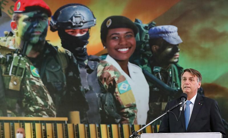 Telegramas enviados citam os ataques cada vez mais frequentes de Bolsonaro às regras do jogo democrático. Somente em julho, foram sete ameaças golpistas