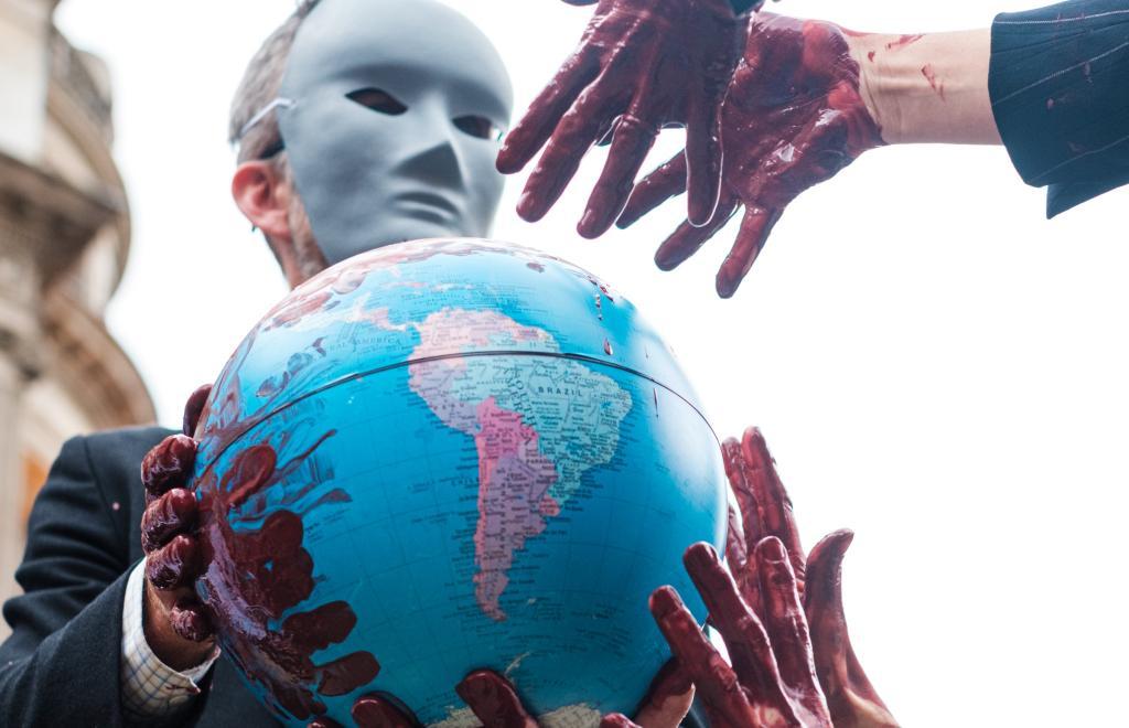 O ser humano é o principal responsável pelo aquecimento global