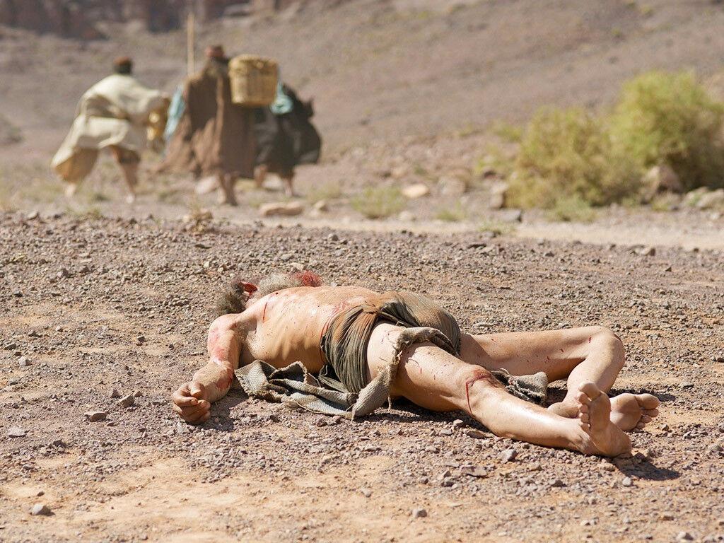 Na parábola do Bom Samaritano (Lc 10, 25-37), Jesus denuncia a tentação de uma fé