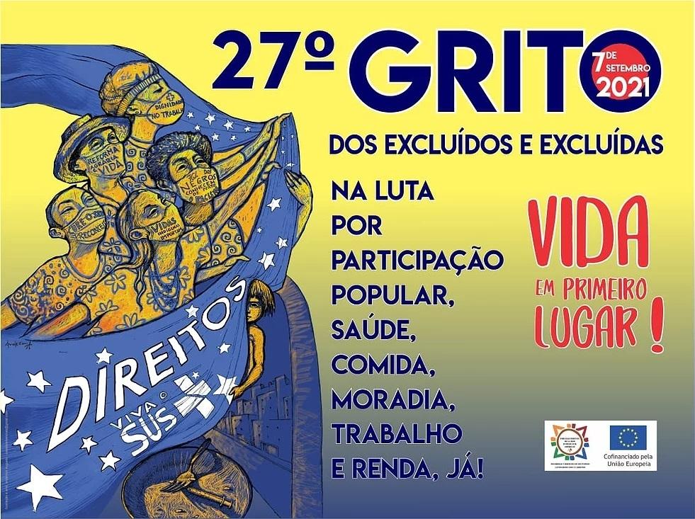 O 'Grito dos excluídos' se tornou um ato político que ajuda o Brasil a melhor conhecer o Brasil, através do reconhecimento da cidadania e dos direitos de grande parte de seus filhos/as excluídos/as.