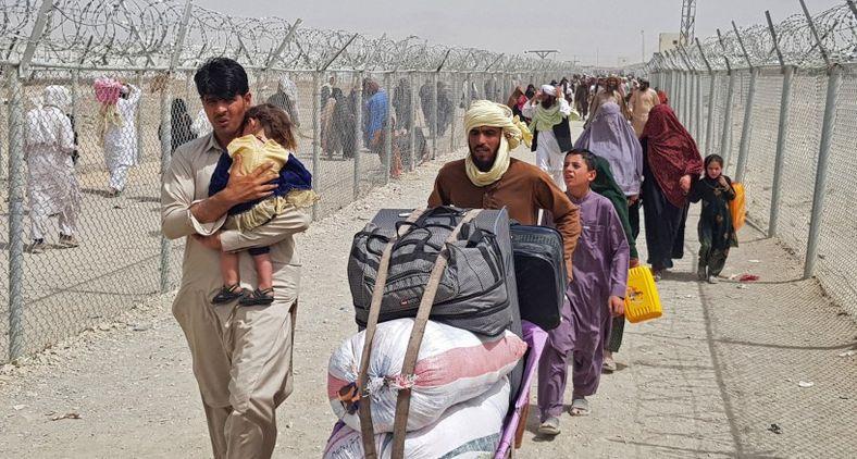 Milhões de pessoas são obrigadas a deixarem seus países (AFP)