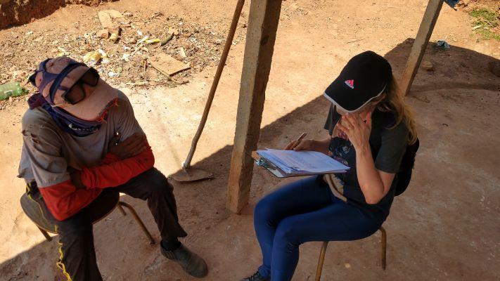 Trabalhadores foram resgatados em duas fazendas de cultivo de café